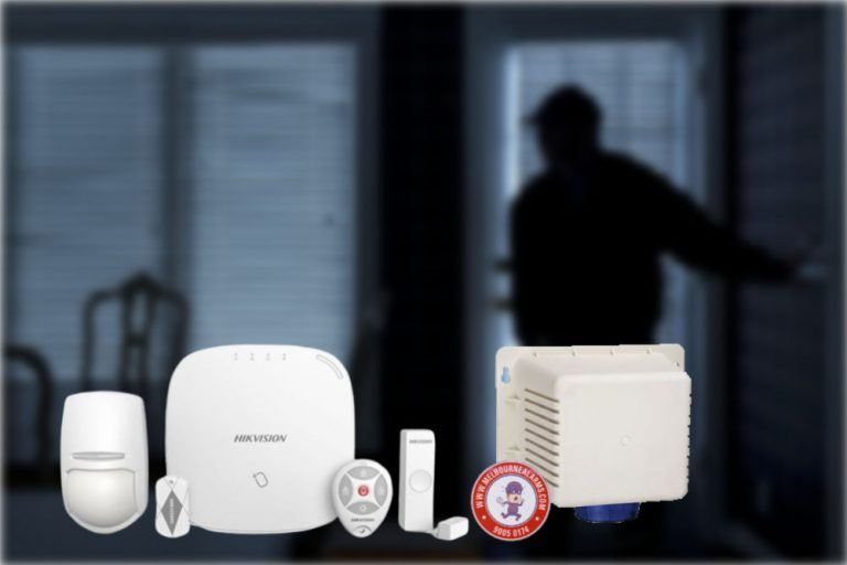HikVision Smart Alarm