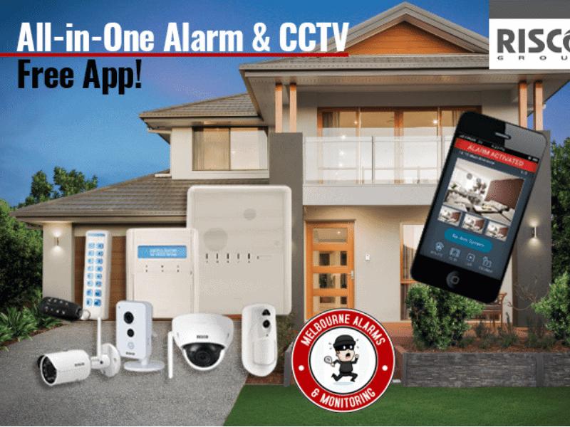 Risco-agiliy-4-home -alarm-system