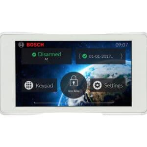 Bosch-Solution-3000-touch-screen